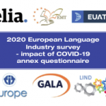 Survey to test impact of COVID-19 on language industry – last few days to take part
