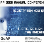 GoAP opens registration for its annual conference