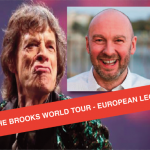 It's a European encore for the Richard Brooks world tour